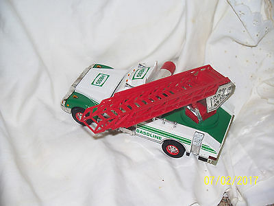 Hess Rescue Truck -1994 - Horn - Lights  All Works