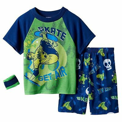 NWT ☀SKATE☀ Boys UP-LATE Pajamas UP-L8   New YOU PICK 4 4T  6 10   $26