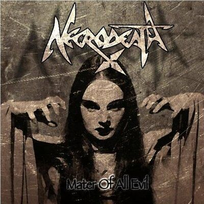 Necrodeath - Mater Of All Evil (Re-Release)   Cd Neu