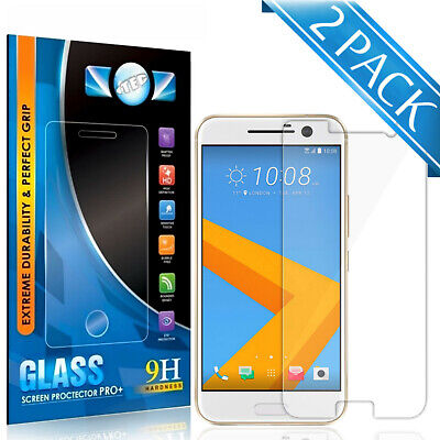 100% Gorilla Glass Screen Protector Tempered Film Cover For HTC 10 One M10