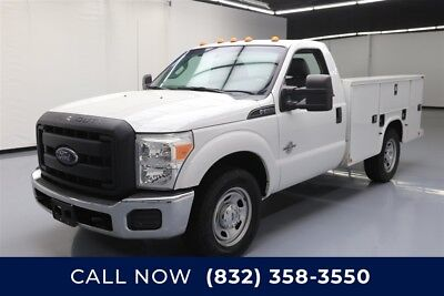 Ford F-350 XL 2dr Regular Cab Texas Direct Auto 2013 XL 2dr Regular Cab Used Turbo 6.7L V8 32V Automatic 4X2