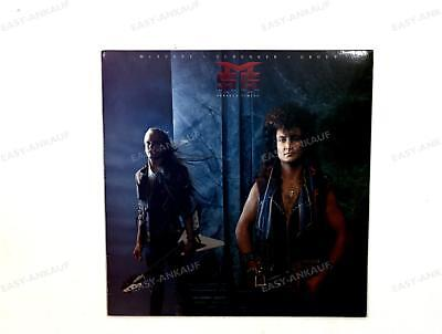 McAuley Schenker Group - Perfect Timing GER LP 1987 /3