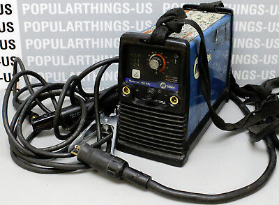 Used/Working Miller Maxstar 150 STL TIG Welder 115/230VAC  - USA Made