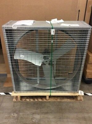 Dayton 115/230V Assembled Direct Drive Agricultural Exhaust Fan 1/2HP Tpa-723975