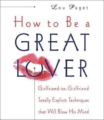 How to Be a Great Lover by Lou Paget Audiobook CD