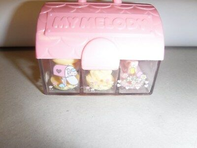 1976 Vintage Sanrio My Melody Stamp Set *Made in Japan