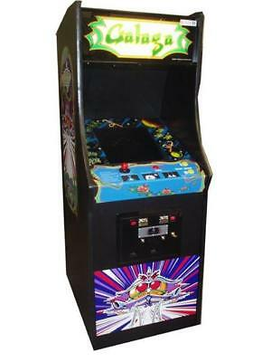 GALAGA ARCADE MACHINE by MIDWAY (Excellent Condition) *RARE*