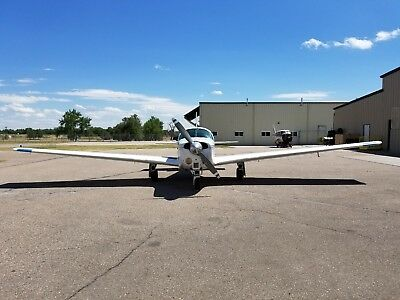 1963 Mooney M20C / O-360-A1A / High Performance Retractable Gear Flying Aircraft