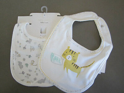 Pumpkin Patch bibs RRP $14.99 - brand new