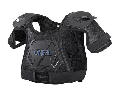 O'Neal Peewee Youth Chest Protector Black