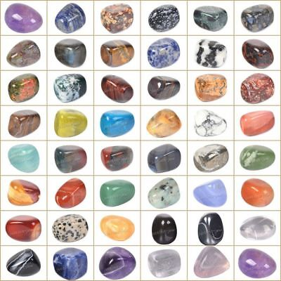 1/2LB Large Tumbled Stone Specimen Collection Pocket Worry Healing Crystal Reiki