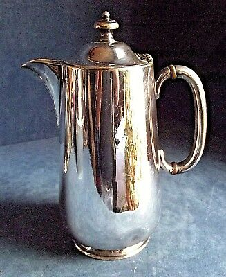 SUPERB ~ ART DECO ~ SILVER Plated ~ Water / WINE JUG ~ c1935 Hawksworth & Eyre