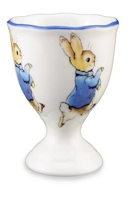 Reutter Porcelain Beatrix Potter Peter Rabbit China Egg Cup