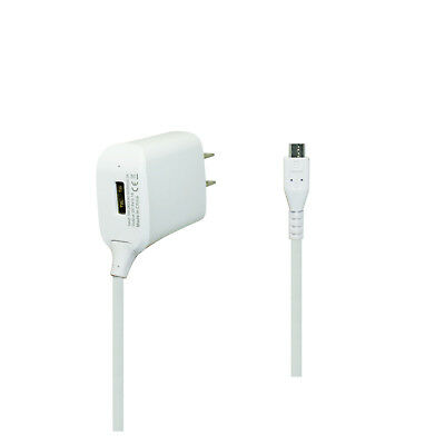 2.1A Wall AC Home Charger w USB Port for Samsung Galaxy Tab Pro SM-T320 Tablet