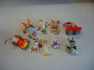 Vintage Rabbit figure lot
