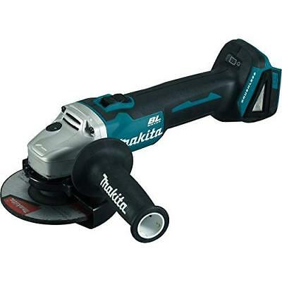 Makita DGA504Z 18 V 125 mm Brushless Angle Grinder Bare Unit