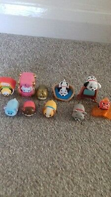 Disney Tsum Tsum Rare Figures Bundle