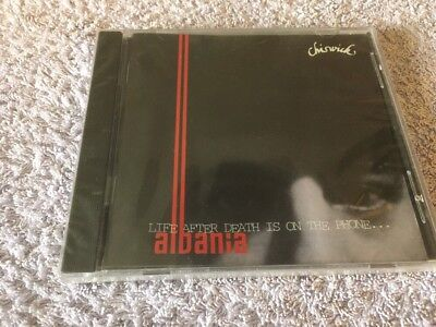 Albania - Life After Death Is on the Phone (The Best of , 1996) New Sealed