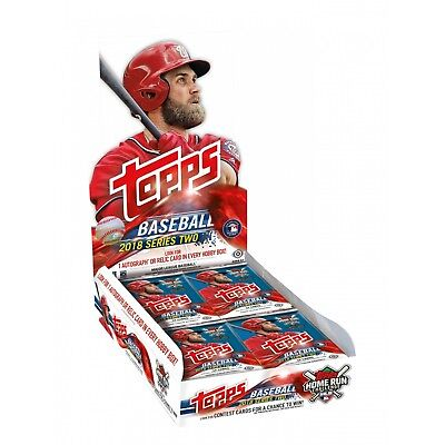 2018 Topps Baseball S2, Series 2, Complete Your Set Pick 25 Cards From List