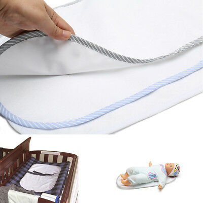 Skin-friendly Washable Waterproof Changing Mat Table Pad Diaper Protector Cover