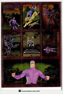 Australia Dynamic Phantom Series (II) 6 Galley+3-Gem Foil Cards (9) UNCUT SHEET