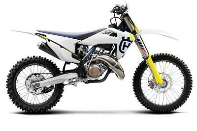 Husqvarna Tc125 2019 New 2 Stroke Motocross Bike*in Stock Ready To Go*
