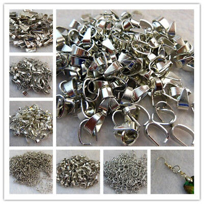 DIY accessories accessories Pendant buckle/melon seed buckle/9 word needle 50pcs