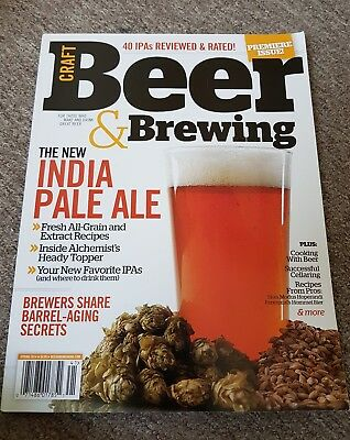 Craft Beer And Brewing Magazine Spring 2014 IPA Special Craft Beer USA