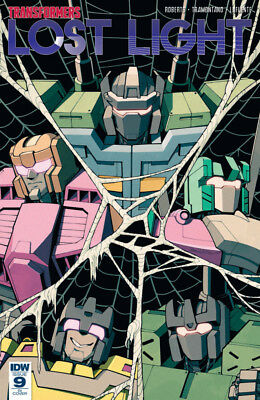 Transformers Lost Light #9 (NM) `17 Roberts/ Tramontano  (VARIANT)