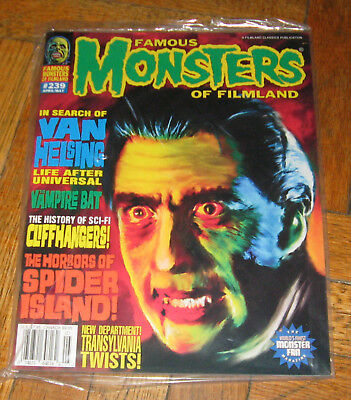 FAMOUS MONSTERS OF FILMLAND #239   April / May  2005