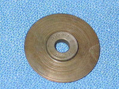 Genuine RIDGID 33195 E-5272 Cutter Wheel for PVC, ABS, STD Wall Plastics - NEW