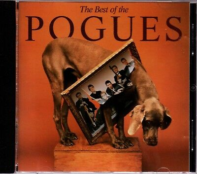 THE POGUES - The Best Of The Pogues - CD Album *Hits**Collection**Singles*