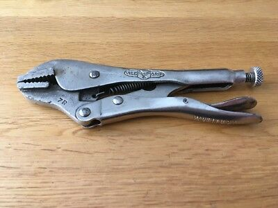 Irwin Vise Grip Locking Pliers. 7R