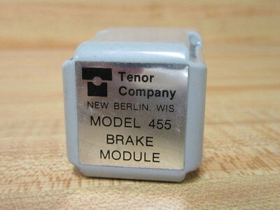Tenor Company 400-7-0455 Brake Module 40070455