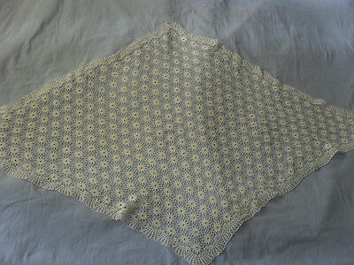 Beautiful Vintage Handmade Tablecloth (Small)