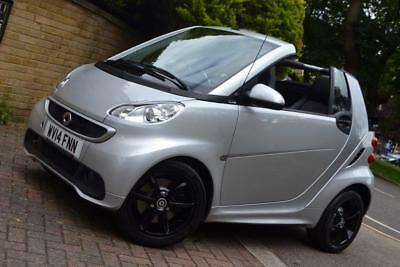 2014 Smart Fortwo 1.0 MHD Pulse Cabriolet Softouch 2dr