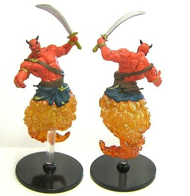 D&D Icons of the Realms - #033 Efreet - Large Figure - Rage of Demons