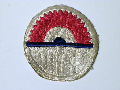 3711. Vintage WWII Shoulder Patch US Army Labrador North East Canada Command