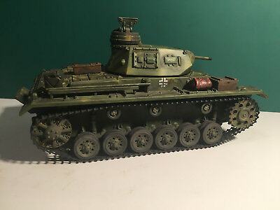 21st Century German Panzer III Eastern Front s.Pz.Abt.502 Forces of Valor