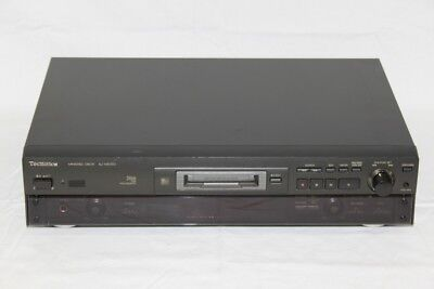 Technics SJ-MD100, MiniDisc Deck Recorder Player