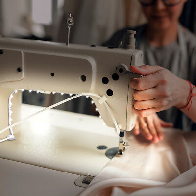 Sewing Machine LED Lighting Kit Sewing Light Strip Fits All Sewing Machines NEW