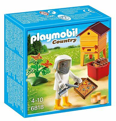Playmobil Country Bee Keeper with Honeycombs