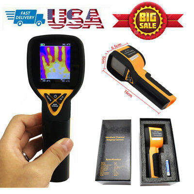 -20℃~300℃ Digital Infrared Thermal Imaging Camera Imager Temperature Thermometer