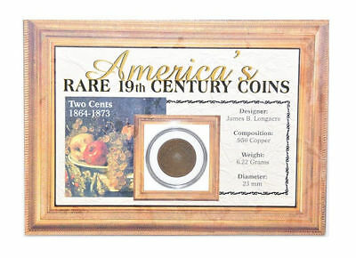 The Morgan Mint America's Rare 19th Century Coins Two Cents 1864-1873