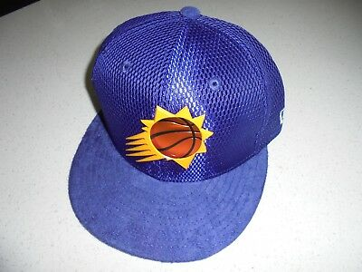 newest collection 2ca59 63057 Phoenix Suns New Era Nba 2017 Draft Fitted Size 7 Purple Hat - Nwt