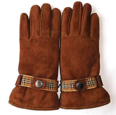 a5702043d35 BURBERRY CASHMERE BLEND Beige Knit Gloves • New Without Tags ...