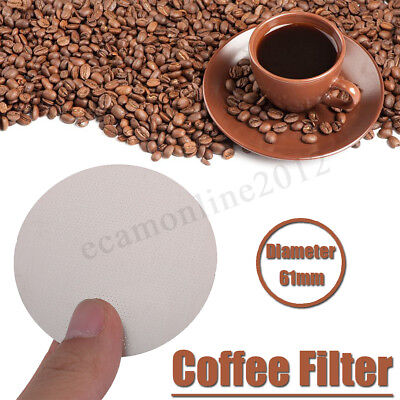 1/2/4Pc Mesh Metal Coffee Stainless Steel Coffee Filter Paper Part For AeroPress