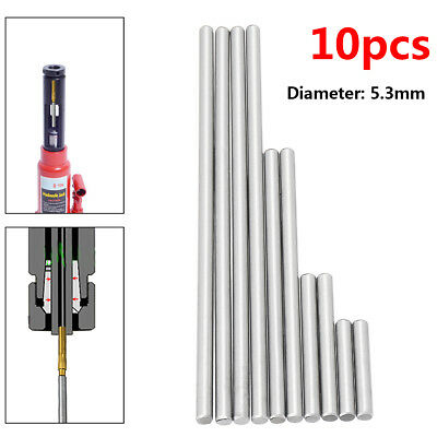 10Pcs 5.3mm Ejector Pins Push Rifling Buttons High Hardness Full Specifications