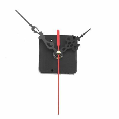 Wall Quiet Mute Hand Quartz Clock Movement Mechanism DIY Repair Tool Parts Kit