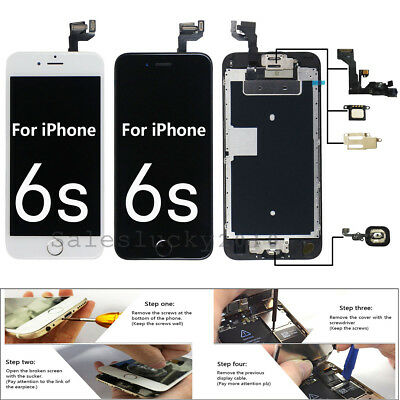 for iPhone 6S LCD Display Touch Screen Digitizer Assembly Replacement Parts OEM